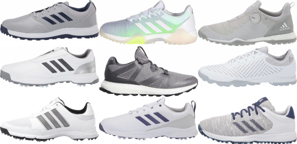 buy adiwear golf shoes for men and women