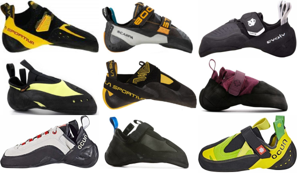 buy aggressive climbing shoes for men and women