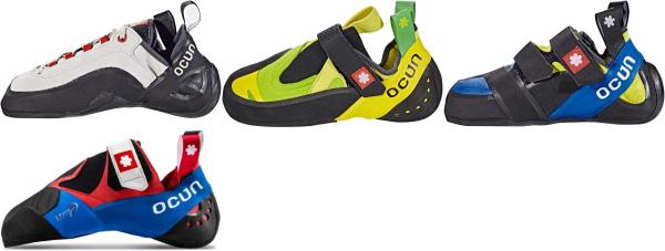 buy aggressive ocun climbing shoes for men and women