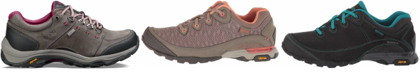 buy ahnu hiking shoes for men and women