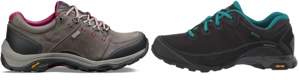 buy ahnu waterproof hiking shoes for men and women