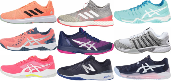 buy all court tennis shoes for men and women