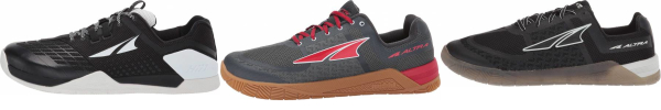 buy altra cross-training shoes for men and women