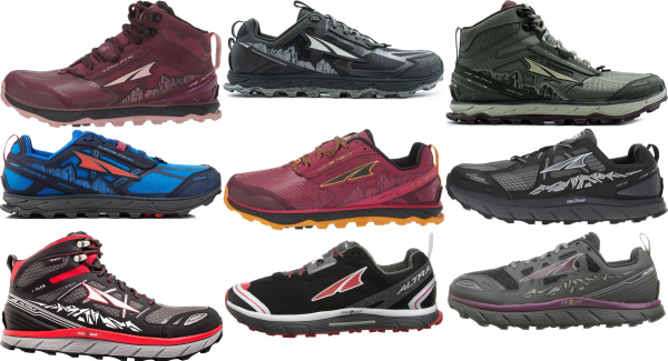 buy altra lone peak running shoes for men and women