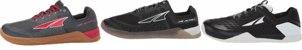 buy altra low drop training shoes for men and women