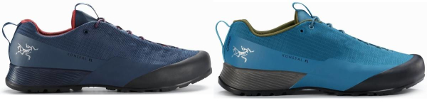 buy arc'teryx mesh upper approach shoes for men and women