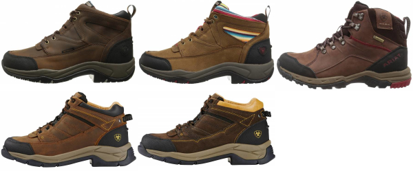 buy ariat hiking boots for men and women