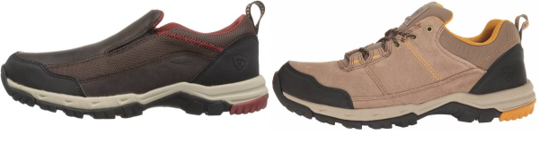 buy ariat suede hiking shoes for men and women