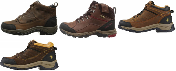 buy ariat waterproof hiking boots for men and women