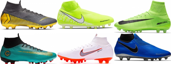 buy artificial grass dynamic fit collar soccer cleats for men and women