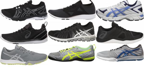 buy asics cross-training shoes for men and women