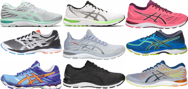 buy asics gel cumulus running shoes for men and women