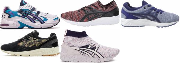 buy asics gel kayano sneakers for men and women