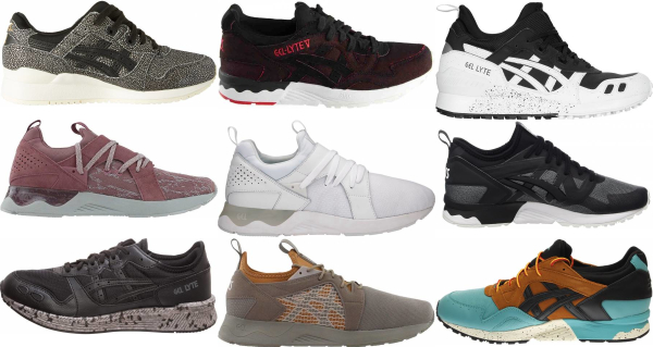 buy asics gel lyte sneakers for men and women