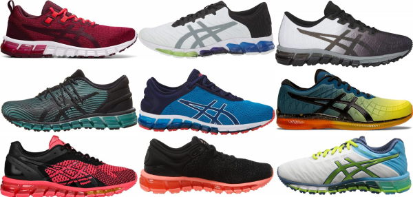 buy asics gel quantum running shoes for men and women