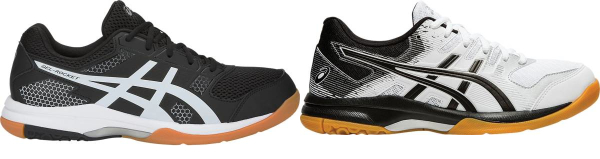 buy asics gel rocket volleyball shoes for men and women