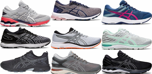 buy asics gel running shoes for men and women