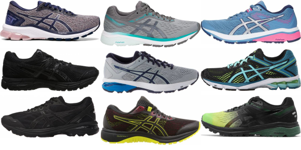 buy asics gt 1000 running shoes for men and women