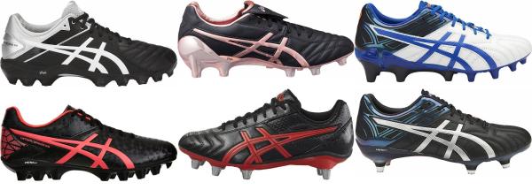 buy asics hg10mm soccer cleats for men and women