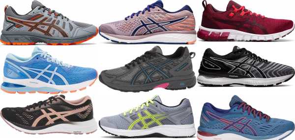buy asics high arch running shoes for men and women