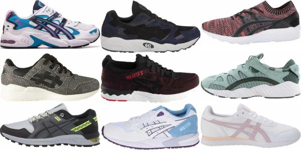 buy asics low top sneakers for men and women