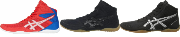 buy asics matflex wrestling shoes for men and women