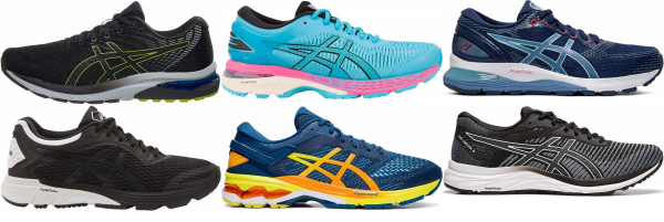 buy asics plantar fasciitis running shoes for men and women