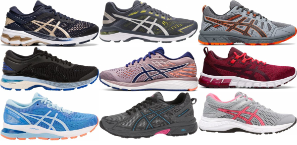 buy asics running shoes for men and women