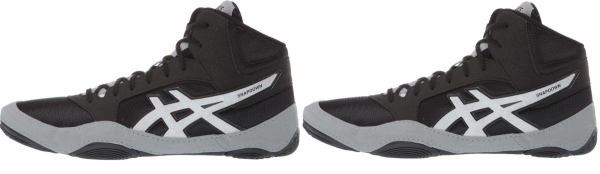 buy asics snapdown wrestling shoes for men and women