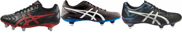 buy asics soft ground soccer cleats for men and women