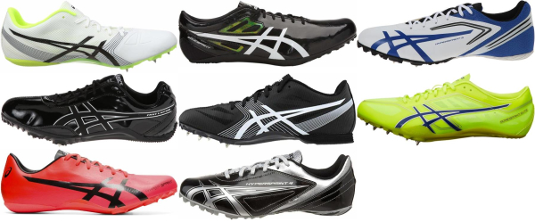 buy asics sprints track & field shoes for men and women