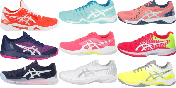 buy asics tennis shoes for men and women