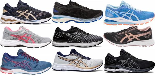 buy asics treadmill running shoes for men and women