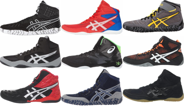 buy asics wrestling shoes for men and women