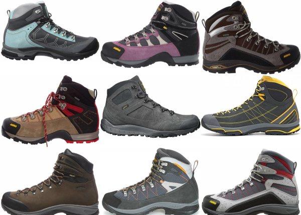 buy asolo gore-tex hiking boots for men and women