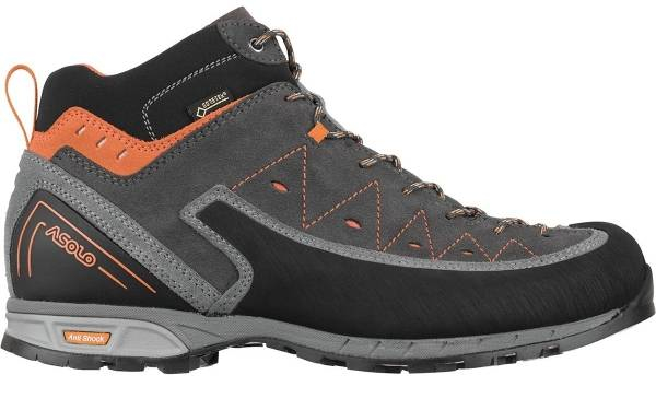 buy asolo heel brake approach shoes for men and women