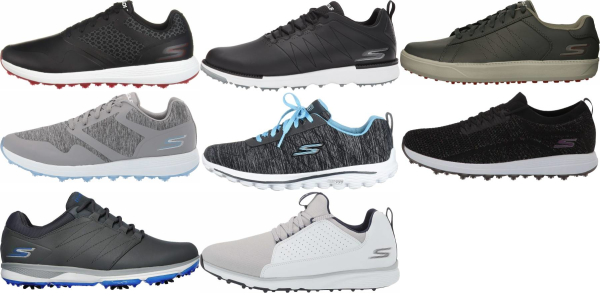buy athletic skechers golf shoes for men and women