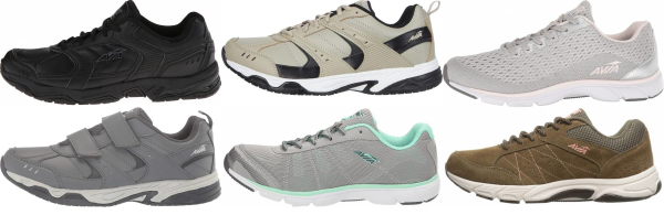 buy avia walking shoes for men and women