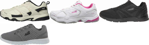 buy avia workout shoes for men and women