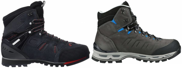buy backpacking mountaineering boots for men and women