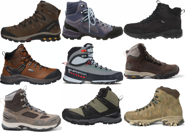 Backpacking Neutral Hiking Boots