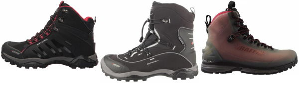 buy baffin hiking boots for men and women