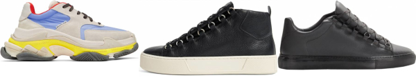 buy balenciaga casual sneakers for men and women