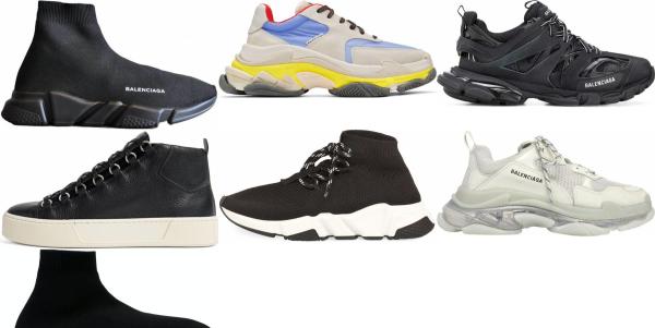 buy balenciaga designer sneakers for men and women