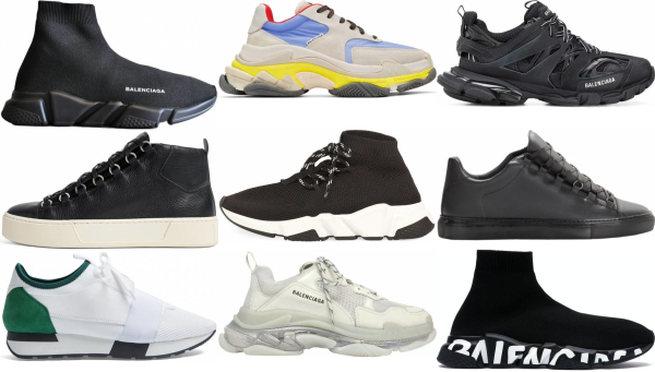 buy balenciaga sneakers for men and women