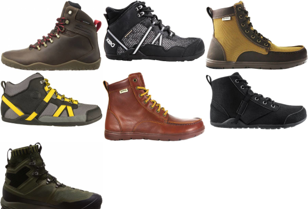 buy barefoot hiking boots for men and women