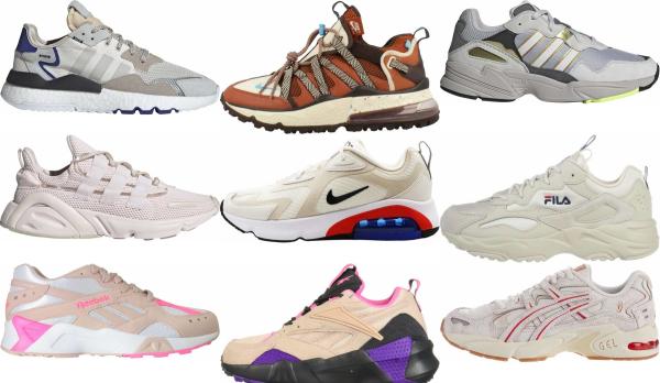 buy beige dad sneakers for men and women