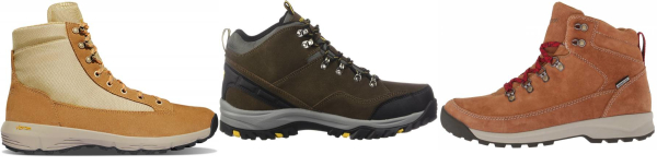 buy beige hiking boots for men and women
