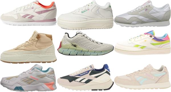 buy beige reebok sneakers for men and women