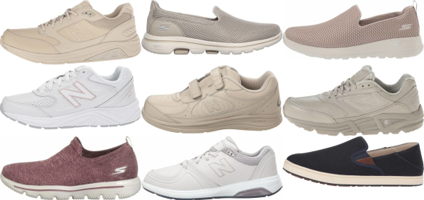 buy beige walking shoes for men and women